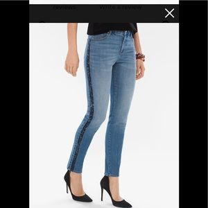 Chico's so slimming girlfriend jeans